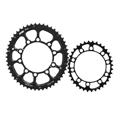 Bicycle Road oval chainrings - E2-01