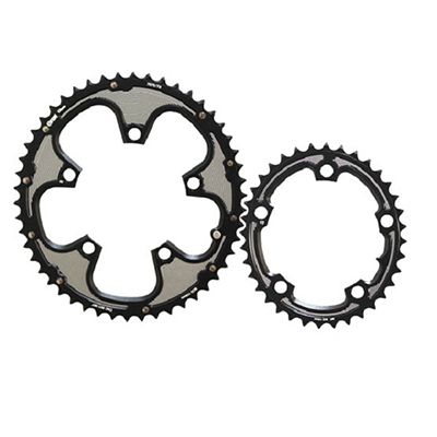 Bicycle Road oval chainrings - E2-02