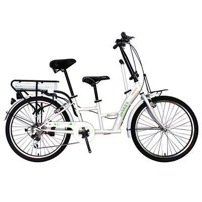 Electric Bikes - EFB-24F