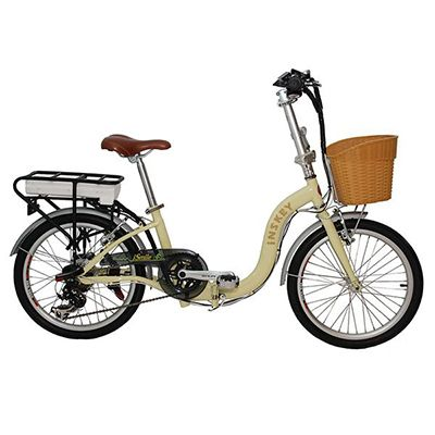 Electric Bikes - iSmile EUB-20F