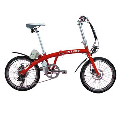 Electric Bikes - iStyle ESB-20F