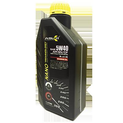 Gasoline Oil SAE 5W40 1L