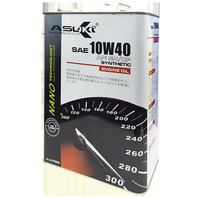 Gasoline Oil SAE 10W40 4L