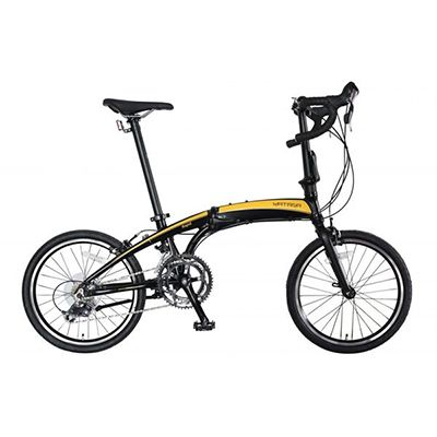 Folding Bicycles - Rapid-20-R16S