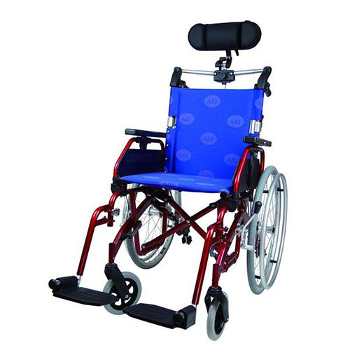 ALUMINUM WHEELCHAIR - ALSPDS2407S-18