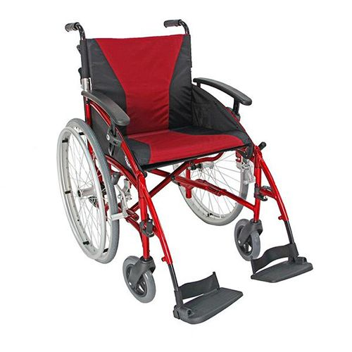 ALUMINUM WHEELCHAIR - ALSTTS2407-450