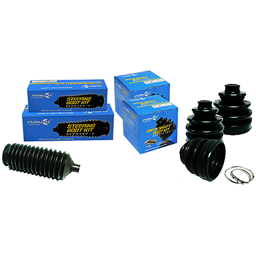 Steering Boot and Drive Shaft Boot Kit
