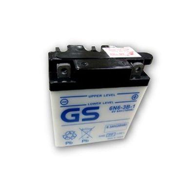 Motorcycle Batteries - Standard Type 6V