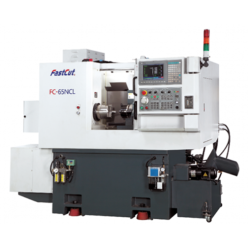 CNC Polygon Machine with Turning Function FC-65NCL/65NC