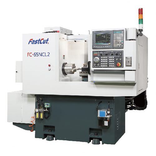 CNC Polygon Machine with Turning Function FC-65NCL2