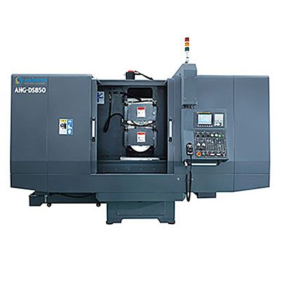 CNC 2 Spindle Rough and Fine Grinding Machine