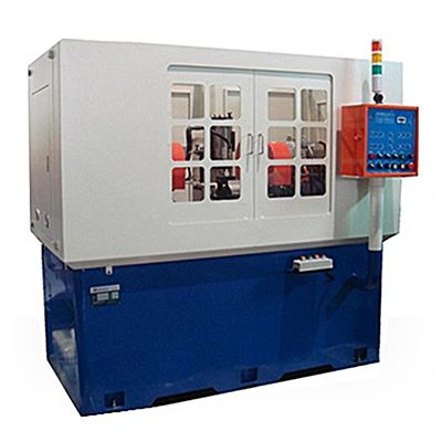 HVM 4 Spindle SPM-Horizontal Drilling, Boring, & Tapping Machine