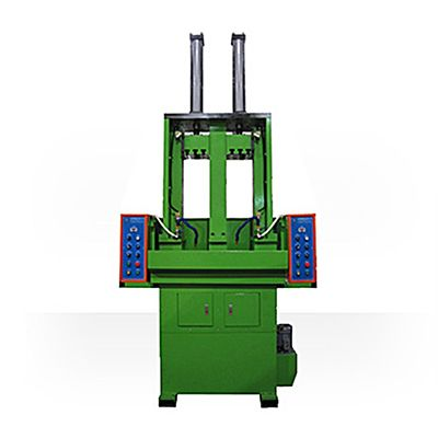 Inner Dia. Broaching Machine - Special Type Two Spindles (Simple Type)