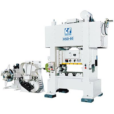 HSD Series Precision High Speed Presses