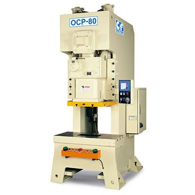 OCP-A Series C-Frame Single Crank Power Presses