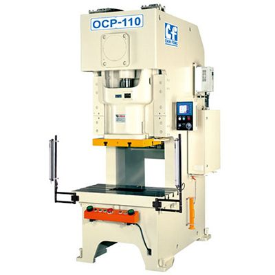 OCP-E Series C-Frame Single Crank Power Presses