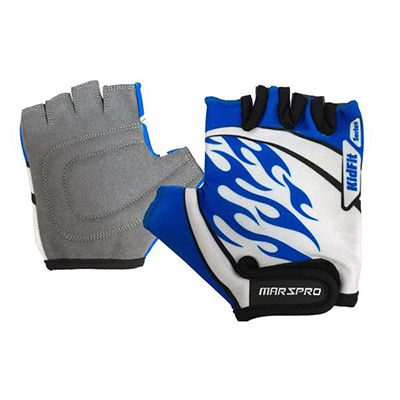 Boy Half Finger Cycling Gloves