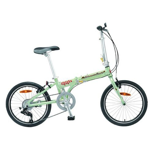 Folding Bike - HM-FD901-20A-7