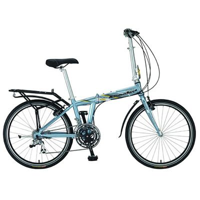 Folding Bike - HM-FD906-24A-27