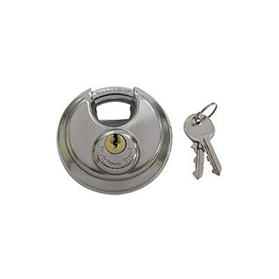 Stainless Steel Disc Padlock P301