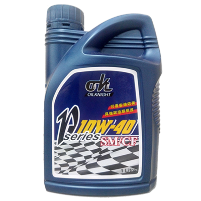 Oil Knight-Gasoline Engine Oil SM/CF 10W-40