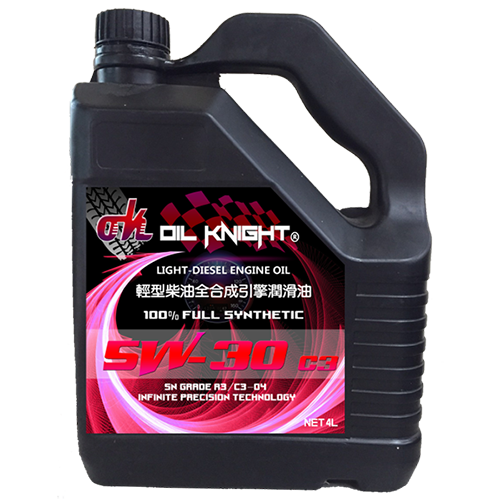 Oil Knight-Diesel Engine Oil SN/CF C3-04 5W-30