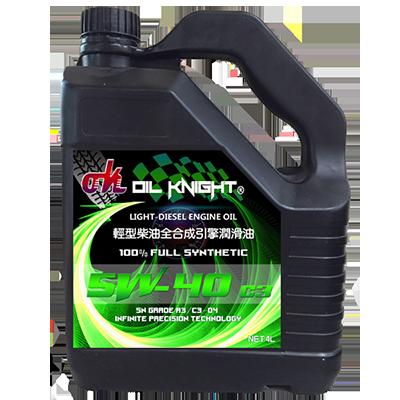 Oil Knight-Diesel Engine Oil SN/CF C3-04 5W-40