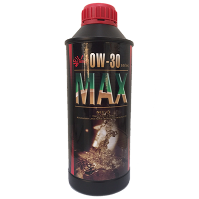 Max – Gasoline Engine Oil 0W-30 Anti-Wear Racing Oil