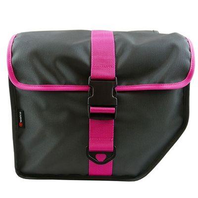 Bag - Pink Commuter Pannier