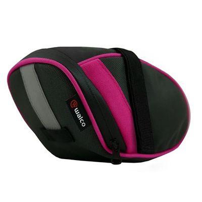 Pink Saddle Bag