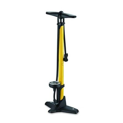 Bicycle Floor Pump GF-5525-Yellow