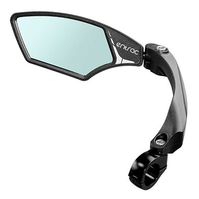 High Definition Wide Angle Rear-View Mirror Anti-glare Shatter-proof Blast-resistant Lens