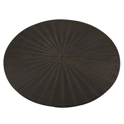 Round Eco-Friendly Poe Mat POE-148-E8-RD