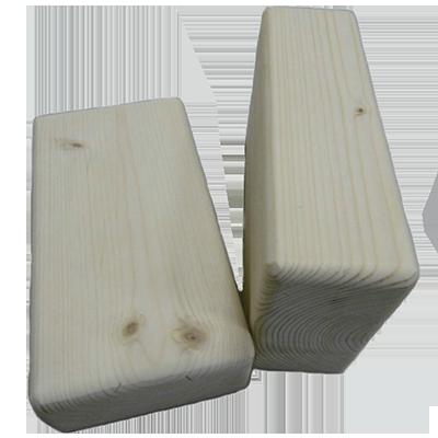 Wooden Yoga Block WOOD-BLOCK-231347-PA