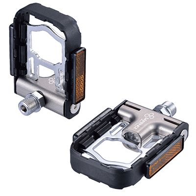 Sapience YP-126 Alloy CNC Folding Pedals