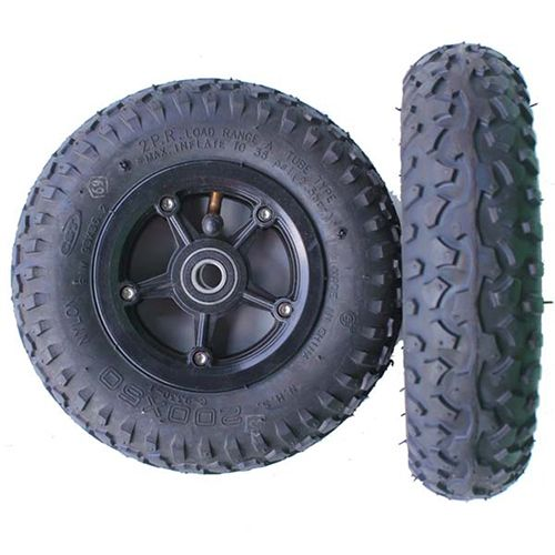 200x50mm Light Weight Complete Wheel