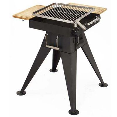 Classical Square BBQ Grill VLD-0819k