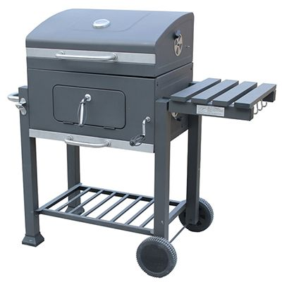 Traditional Charcoal Trolley Grill VLD-64051