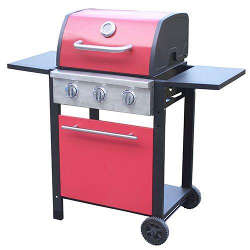 Clasic 3 Burner BBQ VLD-G525