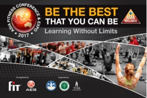 Asia Fitness Conference & Expo 2017