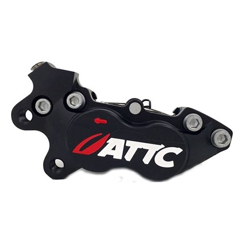 Attc 4 Pistons Brake Caliper5_Burned