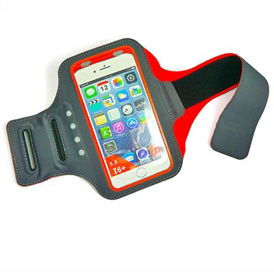 Energy Harvesting Self-Powered Lighting Sport Arm-Bag for Iphone (Xbat-A)