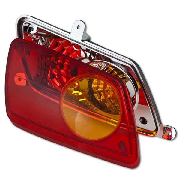 Automobile Tail Light Body