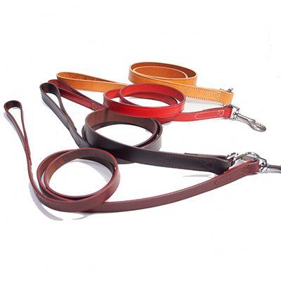 Full Grain Leather Dog Leash D-0201