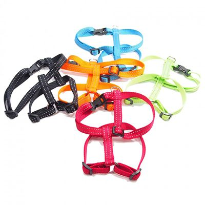 Adjustable Reflective Dog Y-Harness N-1020