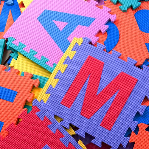 Puzzle Mat PM-ABC