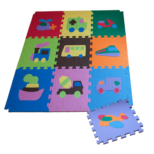 Puzzle Mat PM-Transportation