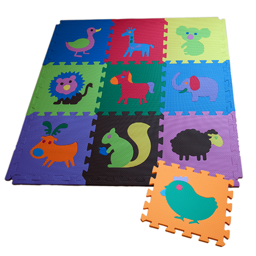 Puzzle Mat PM-Animals