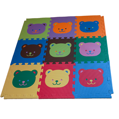 Puzzle Mat PM-Bear