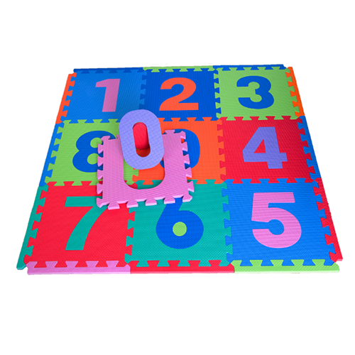 Puzzle Mat PM-Number